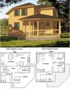 Проект дома 11