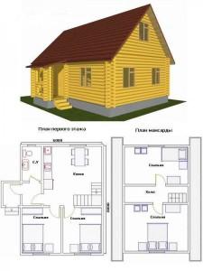 Проект дома 12