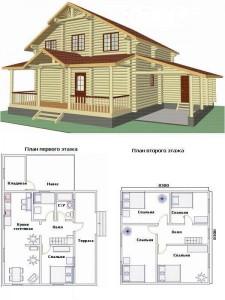 Проект дома 13