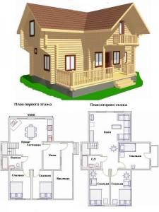 Проект дома 14