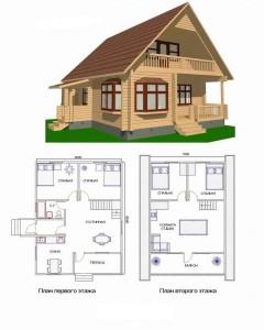 Проект дома 15