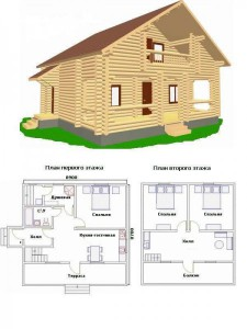 Проект дома 17