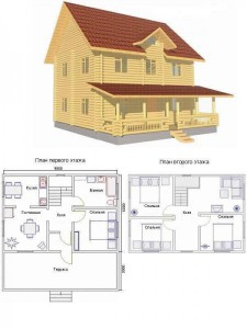 Проект дома 22