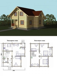 Проект дома 24