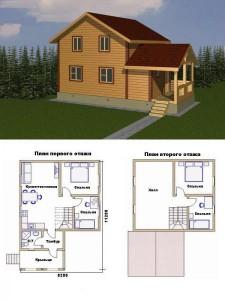 Проект дома 26