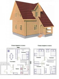 Проект дома 29