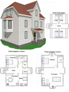 Проект дома 3