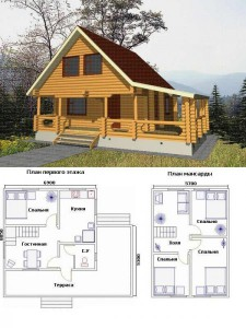 Проект дома 32