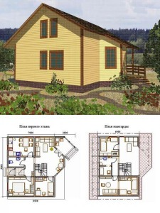Проект дома 37
