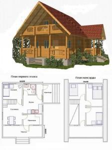 Проект дома 39
