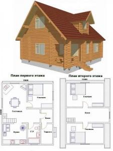 Проект дома 41