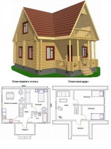 Проект дома 44