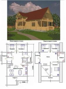 Проект дома 49