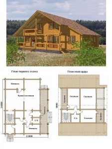 Проект дома 51